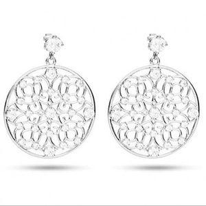 Brosway Swarovski Crystal Earrings Made in Italy